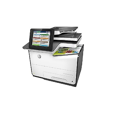 HP - Imprimante couleur PageWide Enterprise MFP 586f (G1W40A)