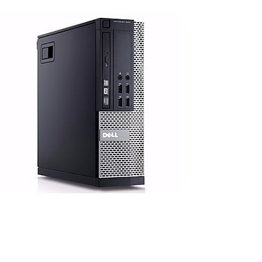 Dell - PC de table OptiPlex 990 SFF remis à neuf, 3,1 GHz Intel Core i5, 12 Go DDR3, DD 2000 Go, Windows 10 Pro