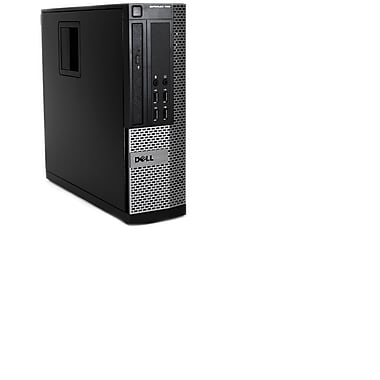 Dell - PC de table OptiPlex 790 SFF remis à neuf, 3,4 GHz Intel Core i7, 16 Go DDR3, SSD 240 Go, Windows 10 Pro