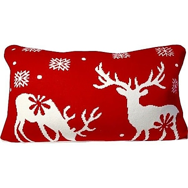 Debage Inc. Nothing Like Christmas Lumbar Pillow