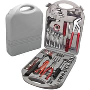 Imperial Home 141 Piece Heavy Duty Mixed Portable Toolkit w/ Carrying Case