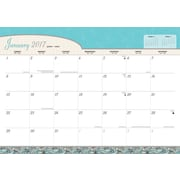 2017 Seaside Manor 12x17 Desk Pad (9781465092687)