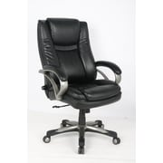 Symple Stuff Black Executive Chair