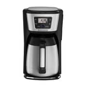 Black & Decker 12-Cup Thermal Programmable Stainless Steel Coffee Maker
