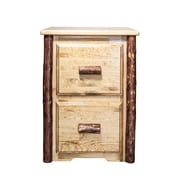 Loon Peak Tustin 2-Drawer File Cabinet