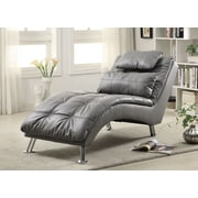 Darby Home Co Barium Chaise Lounge