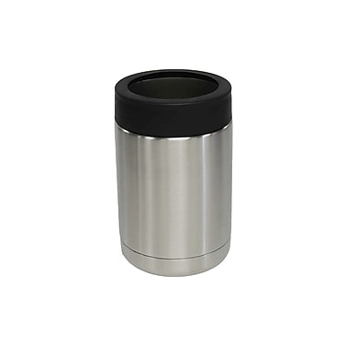 Crucial Stainless Steel 12 oz. Bottle Koozie