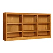 Concepts in Wood 36'' Standard Bookcase; Dry Oak