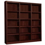 Concepts in Wood 72'' Standard Bookcase; Cherry