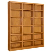 Concepts in Wood 84'' Standard Bookcase; Dry Oak