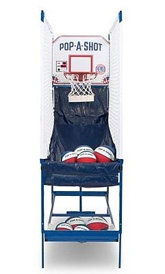 Pop-A-Shot Premier Electronic Basketball Game