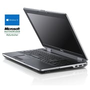 "Dell Refurbished Latitude E6430 14"" Notebook, 2.6 GHz Intel Core i5-3320M, 500 GB HDD, 8 GB DDR3, Windows 10 Home"