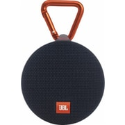 JBL Clip 2 Portable Bluetooth Waterproof Speaker, Black