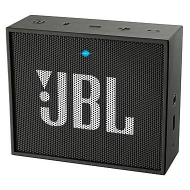 JBL – Haut-parleur Bluetooth portatif GO, noir