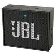 JBL GO Portable Bluetooth Speaker, Black