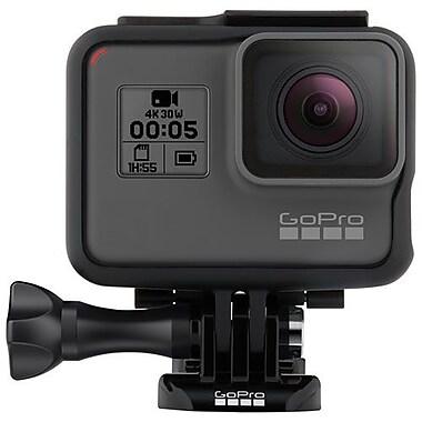 GoPro – Caméra d'action pour sports et casque HERO5 4K étanche, noir