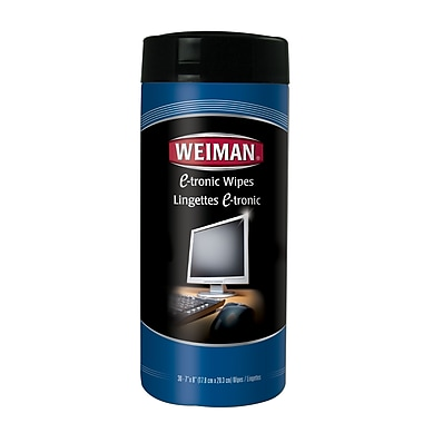 WeimanMD – Lingettes E-tronic, 6/paquet