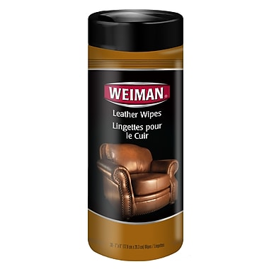 Weimen Leather Wipes, 6/Pack