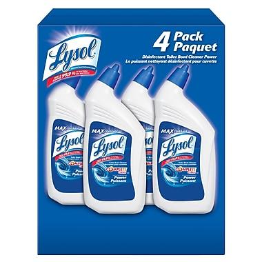 Lysol – Nettoyant pour cuvette de toilette, 946 ml, 4/paquet
