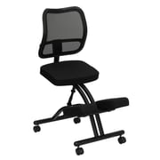 Offex Mid-Back Mesh Kneeling Chair
