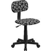 Offex Mid-Back Desk Chair; Not Included