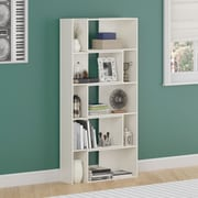 Altra Transform Expandable Bookcase, White
