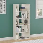 Altra Transform Expandable Bookcase, White