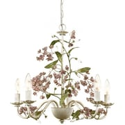 August Grove Griggs 5-Light Candle-Style Chandelier