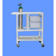 Care Products, Inc. E-Line PVC Emergency Crash Cart