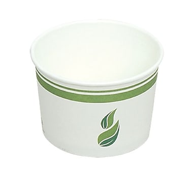 Eco Guardian Compostable PLA-Lined Paper Bowls