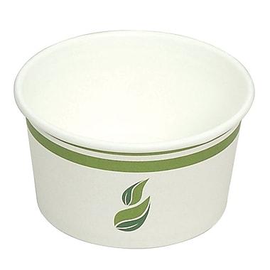 Eco Guardian – Bols en papier compostables, doublés de PLA, 16 oz, paq./500 (EG-P-PL-S12)