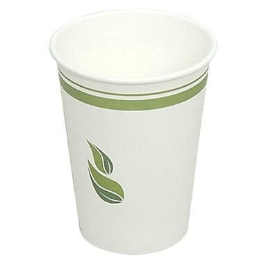 Eco Guardian – Bols en papier compostables, doublés de PLA, 132oz, paq./500 (EG-P-PL-S32)