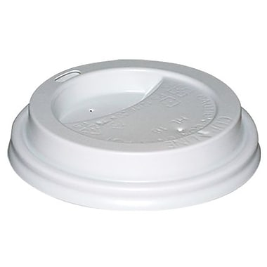 Eco Guardian Recyclable Plastic Lids for 10-20 oz Cups, 1000/Pack (EG-P-PS-K12-LID)