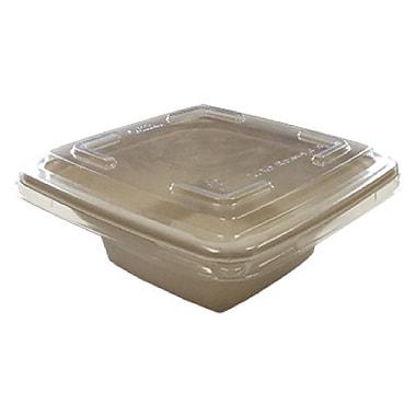 Eco Guardian - Bols carrés en bambou, compostables, 16 oz, paq./300 (EG-S118-R1)