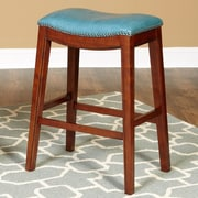 Largo Fiesta 24'' Bar Stool; Sky Blue