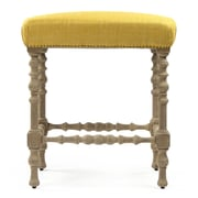 Zentique Inc. Jeanne 30'' Bar Stool w/ Cushion