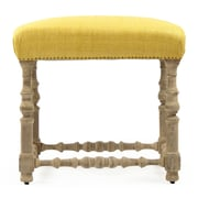 Zentique Inc. Jeanne 24'' Bar Stool w/ Cushion