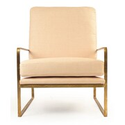 Zentique Inc. Deon Lounge Chair
