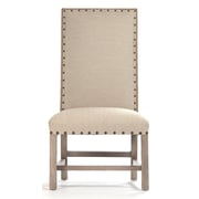Zentique Inc. Driftwood Side Chair