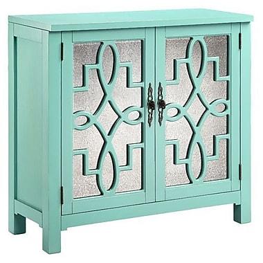 One Allium Way Aldridge Cabinet 2 Door Chest
