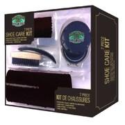 Moneysworth & Best 22246 Premium Shoe Care Kit, Black