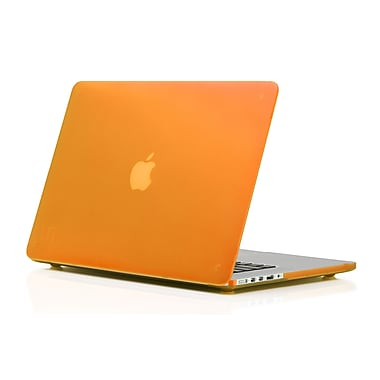 Uncommon – Étui givré Deflector pour MacBook Pro, orange