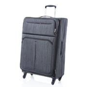 Ricardo Beverly Hills - Valise expansible Santa Monica Peerless 28 po, roues multidirectionelles