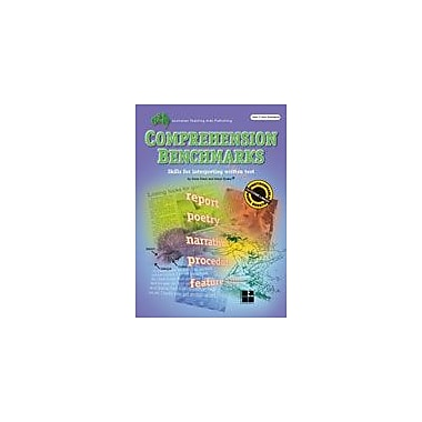 Australian Teaching Aids Publishing Comprehension Benchmarks Year 5 Test Standard Workbook, Grade 5 [eBook]