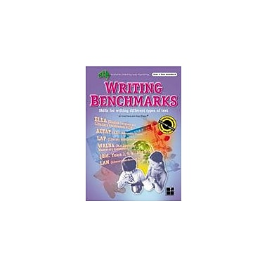 Australian Teaching Aids Publishing Writing Benchmarks Year 3 Test Standard Workbook By Davila-Martinez, Diana, Grade 3 [eBook]
