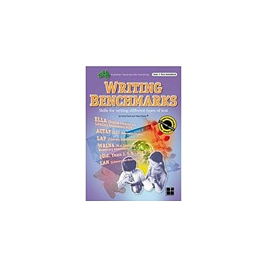 Australian Teaching Aids Publishing Writing Benchmarks Year 7 Test Standard Workbook By Davila-Martinez, Diana, Grade 7 [eBook]