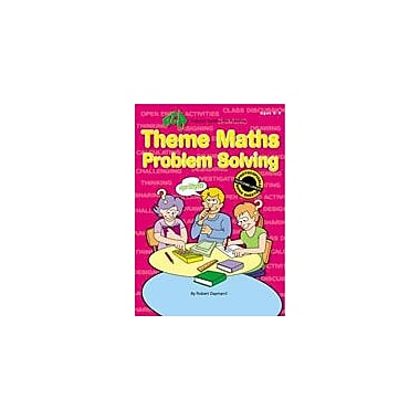 Australian Teaching Aids Publishing Theme Maths Problem Solving Ages 8-9 Workbook By Dayman, Robert, Grade 3 - Grade 4 [eBook]