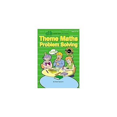 Australian Teaching Aids Publishing Theme Maths Problem Solving Ages 9-10 Workbook By Dayman, Robert, Grade 4 - Grade 5 [eBook]