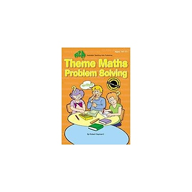 Australian Teaching Aids Publishing Theme Maths Problem Solving Ages 10-11+ Workbook, Grade 5 - Grade 6 [eBook]