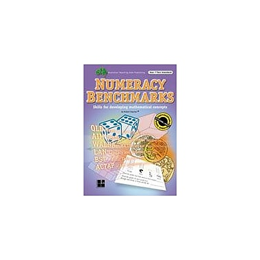 Australian Teaching Aids Publishing Numeracy Benchmarks Year 7 Test Standard Workbook By Dayman, Robert, Grade 7 [eBook]